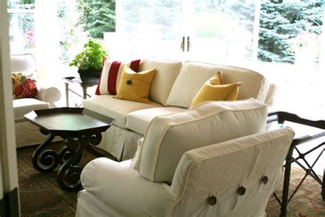 bright colored slipcovers gorgeous light bright slipcovers for a sunroom sun room