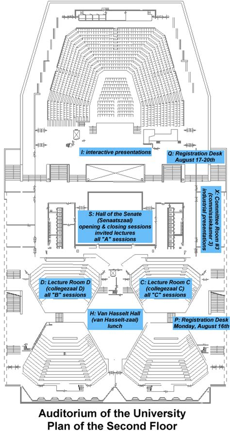 auditorium floor plans university auditorium plan