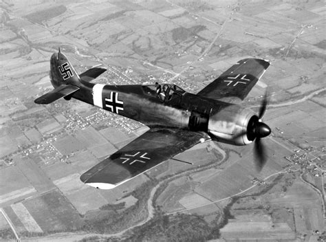 german aircraft of world war two focke wulf list of surviving focke wulf fw 190s
