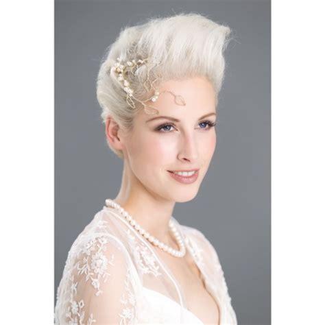 Hochzeit Haare by Hochzeitsfrisuren Kurze Haare Fotos