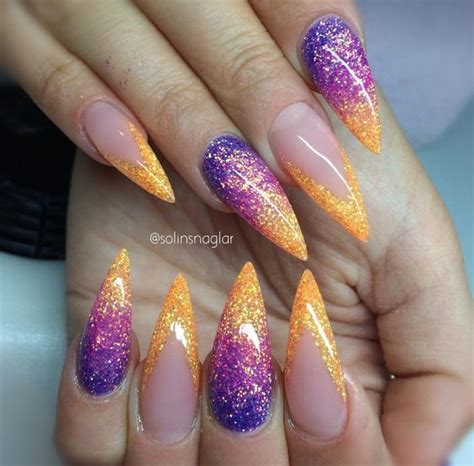 Nagel Ontwerpen by 30 Ombre Nail Arts That You Will Nagel Nagel
