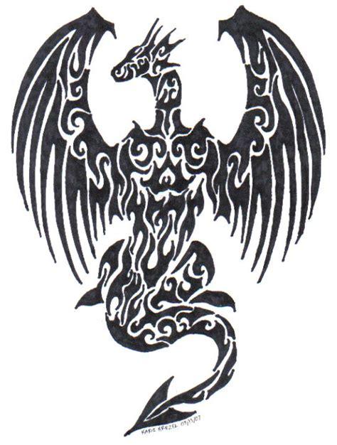 tattoo oriental tribal chinese tattoos tribal dragon chinese ideas slodive tattoos