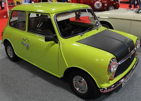 Mr Bean Auto rowan atkinson cars on the big screen mr bean car