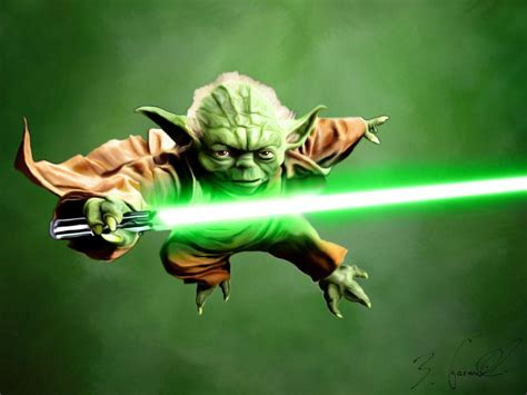 cartoon yoda wallpaper yoda wallpapers wallpaper cave