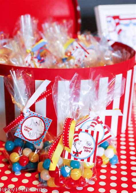 Dr Seuss Baby Shower Favors by Dr Seuss Baby Shower Paper Crush