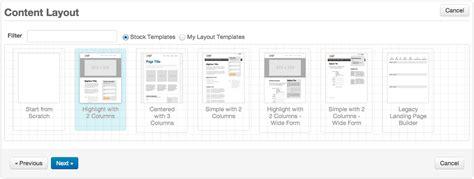 Landing Page Templates Pardot Pardot Landing Page Templates