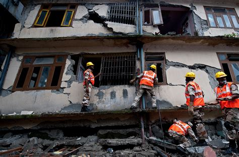 earthquake disaster management are we on the brink why the youth needs disaster