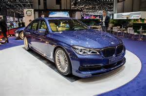 Alpina Bmw High Performance 2017 Bmw Alpina B7 Xdrive Revealed