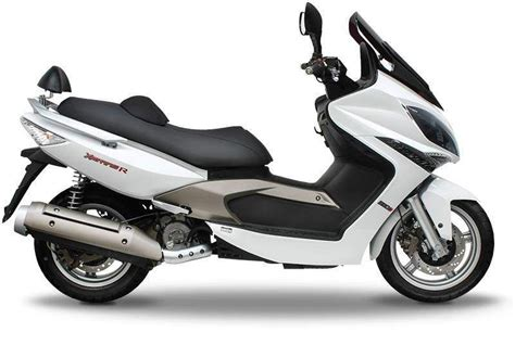 kymco xciting ri maxi scooter motorcycle  kart bike