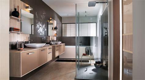aménager sa salle de bain 1010 cuisine style loft new yorkais sur parquet en chene blanchi