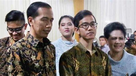 profil jokowi dan keluarga bikin kuis berhadiah soal mantan gibran jokowi bikin
