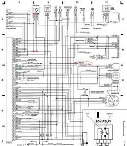 nissan sentra ecm wire diagram sentra free printable wiring diagrams