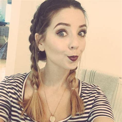 zoella hairstyles braids 60 best images about hair on pinterest her hair braid