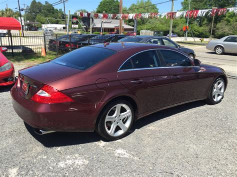 2007 Mercedes Cls550 by 2007 Mercedes Cls Cls550 4dr Sedan In Kingstree Sc
