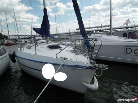 jacht sasanka 620 jacht sasanka 620 płock sprzedajemy pl