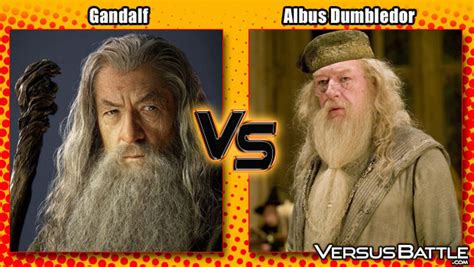actor who plays gandalf and dumbledore gandalf or dumbledore who is the better wizard