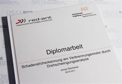 Vorlage Word Diplomarbeit Bewertungen Und Fotos Druck Deine Diplomarbeit