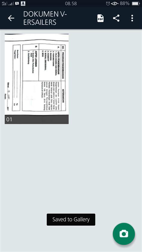 format gambar untuk android 10 cara scan dokumen di android v ersailers