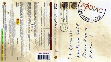 zodiac film blu ray jaquette dvd de zodiac blu ray cin 233 ma passion