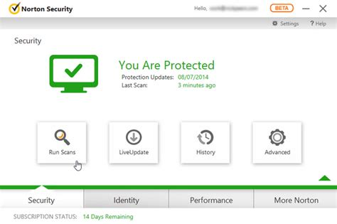 How To Reset Norton Internet Security 2015 | symantec unveils norton security 2015 betas