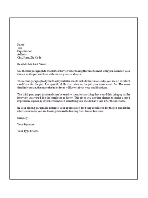 letter layout format to and from letter format best template collection
