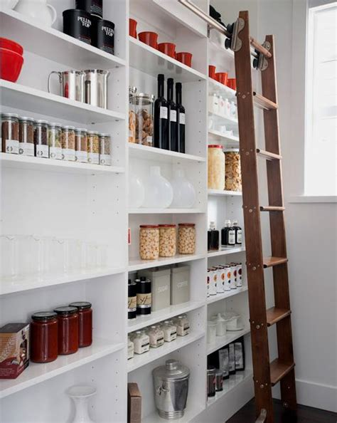 Pantry Ladder by Sliding Pantry Ladder Kitchen Portico