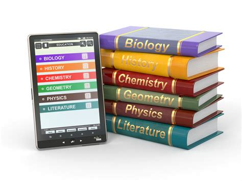 Will Tablets Soon Replace Textbooks?   Shane's Business Blog