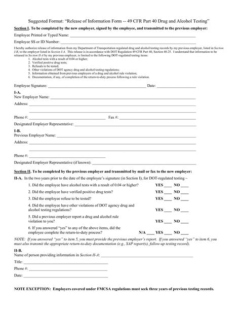 dot and policy template click on the icon for a printer friendly copy of this form