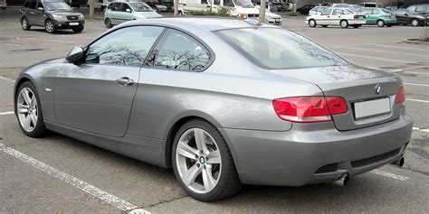 a e file bmw e92 rear 20090313 jpg wikimedia commons