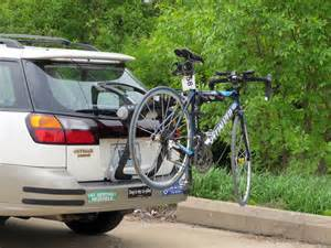 Subaru Bike Rack Trunk Bike Rack Etrailer