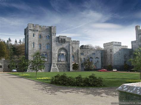 Crazy Houses darver castle
