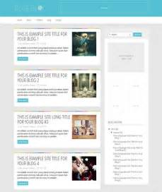 best blogging templates 50 best free modern templates 2016