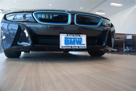 2014 2016 bmw i8 quick release front license plate