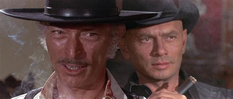 film western yul brynner yul brynner lee van cleef tag team adios sabata and
