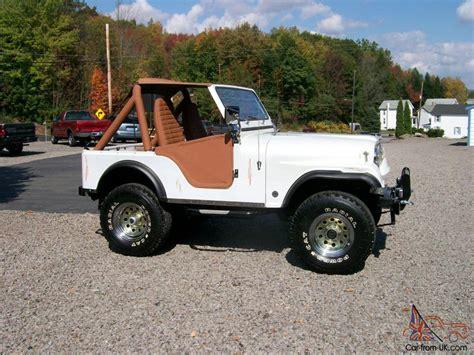 jeep cj5 1977 1977 jeep cj5