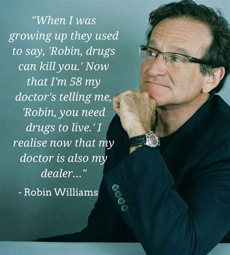 quotes  robin williams paying tribute   oscar winning actor  comedian