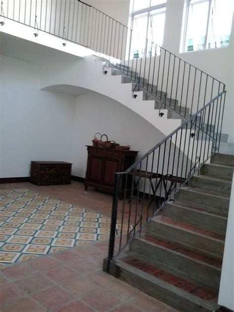 Grills Stairs Design Stair Railing Simple Design Cavitetrail Glass Railings Philippines Tempered Glass Wrought