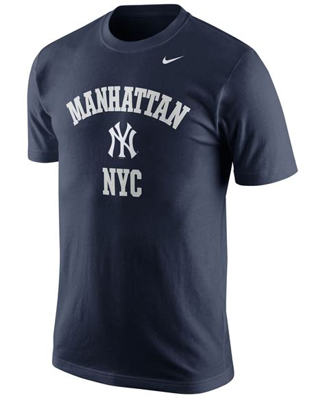 T Shirt Kaos Nike Yankees Baseball new york yankees shirt nike aztec sweater dress