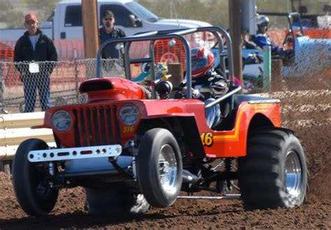 racing jeep racing ewillys