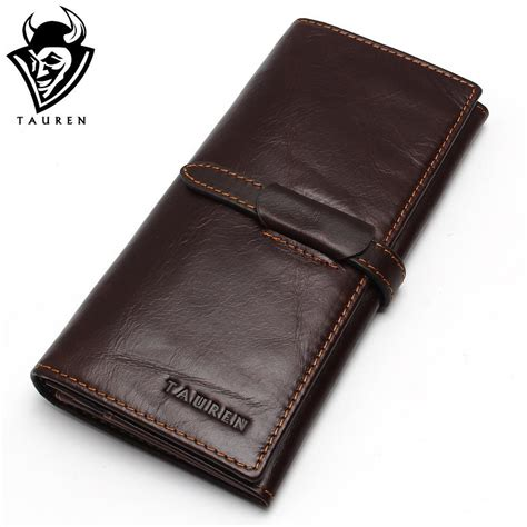Cowhide Leather Quality new luxury brand 100 top genuine cowhide leather high quality wallet coin purse