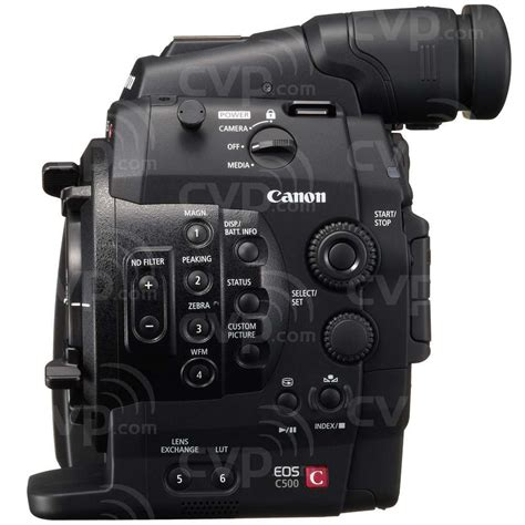 Canon Cinema Eos C500 Ef buy canon cinema eos c500 ef 35mm 4k digital
