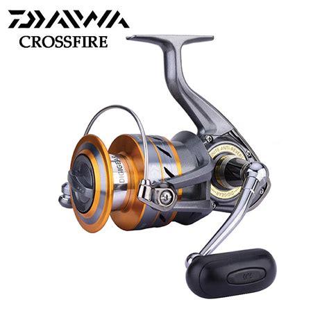 Reel Pancing Spinning Daiwa Crossfire 2500 Bi daiwa crossfire metal spool spinning fishing reels 3bb