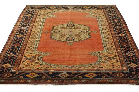 industrial style rugs antique bakshaish rug with modern industrial style for sale at 1stdibs