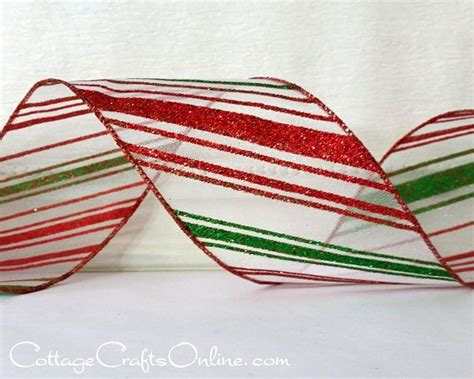 wired ribbon crafts 116 best cottage crafts and winter ribbons images on cottage