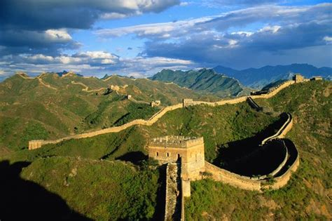 Modern Marvels Great Wall Of China by Is The Great Wall Of China Disappearing Study Finds