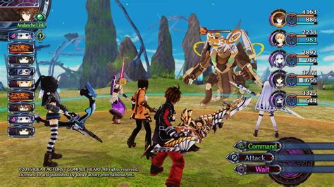 fairy fencer  advent dark force coming  switch