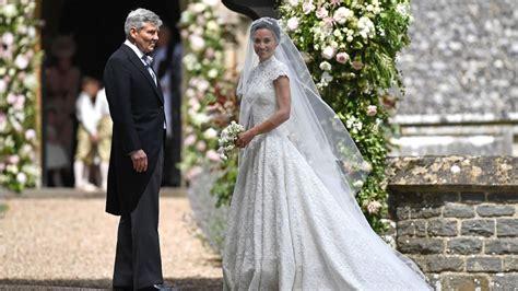 hochzeitskleid pippa middleton the story behind pippa middleton s wedding dress