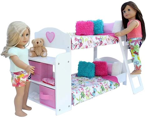 american girl bedroom set new american girl doll includes 20 pc bedroom set for 18