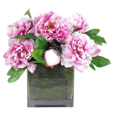 peony floral arrangement peony arrangement flowers pinterest