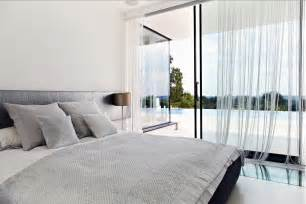 glass bedroom glass door bedroom interior design ideas